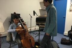Ahmed violoncelliste 10 mars