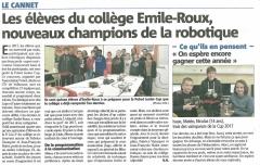 article robotique 15 mars 2018